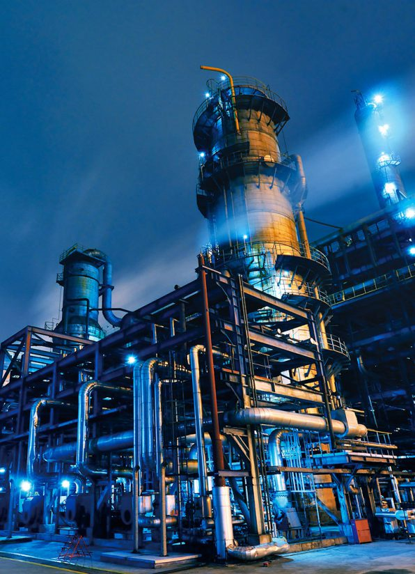 Branche Industrie und Anlagenbau
