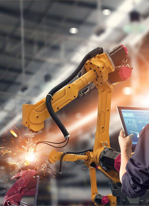Branche Robotertechnik